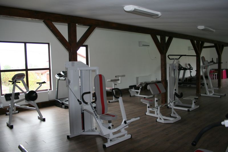 You are browsing images from the article: Sala fitness